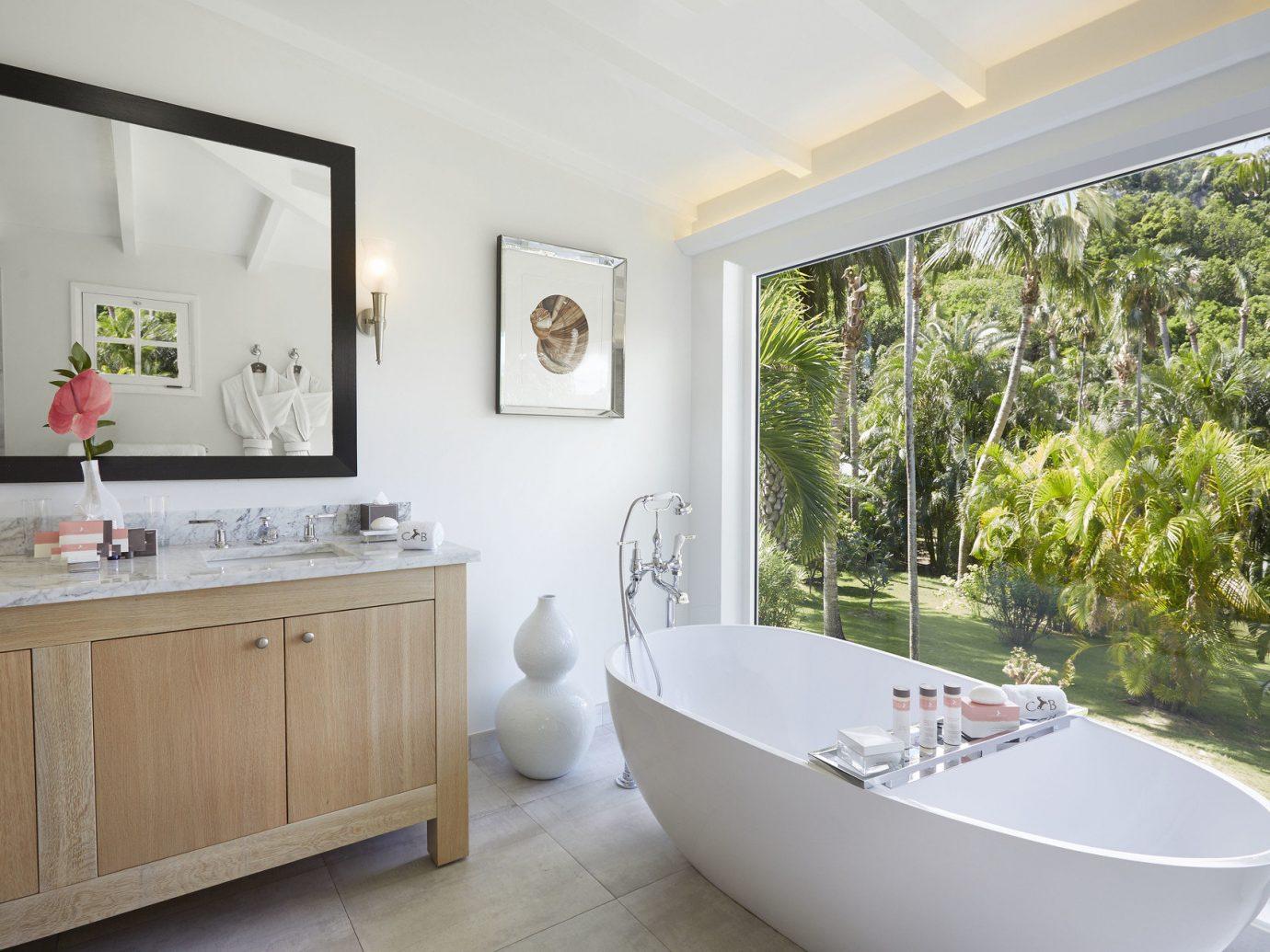 bathroom at Cheval Blanc Randheli