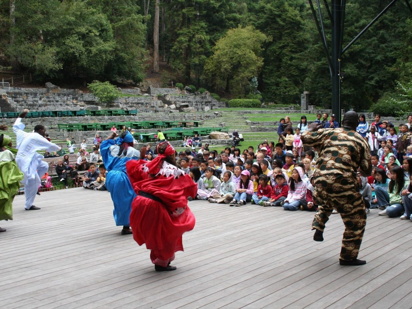 Offbeat tree outdoor person dancer Sport people performing arts plant event recreation tradition group folk dance festival fête crowd