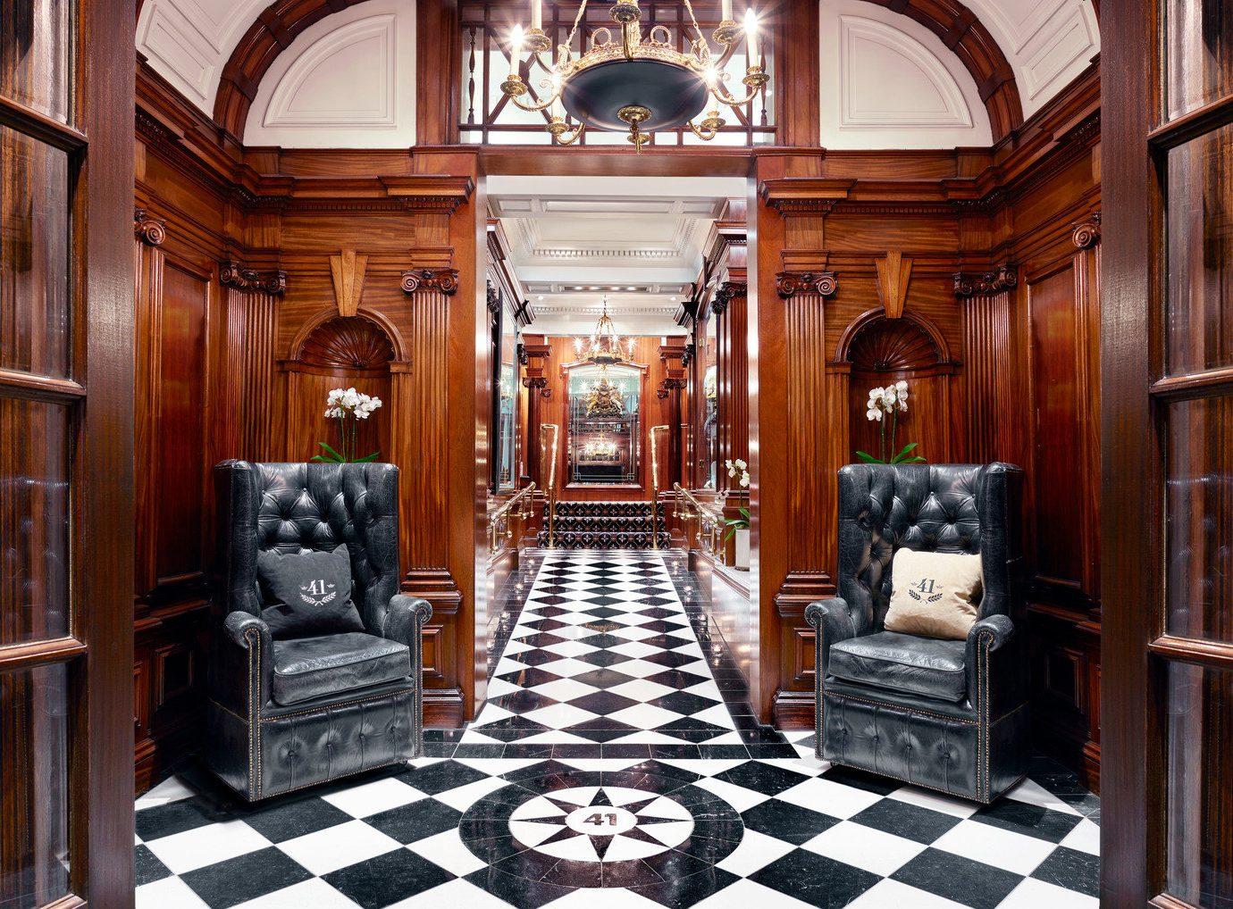Boutique Hotels Hotels indoor floor room building estate mansion wooden interior design hall furniture wood tile