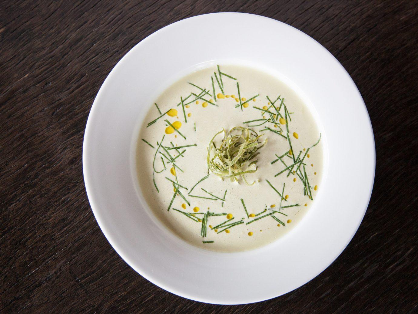 Jetsetter Guides plate table indoor food saucer cup porcelain art ceramic produce dishware flower tableware dish soup