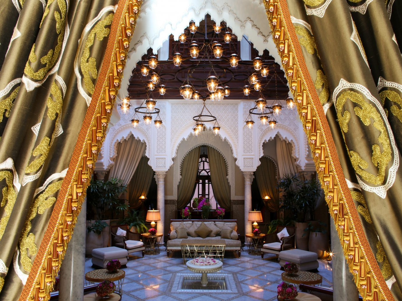 Hotels Luxury Travel building place of worship wat palace aisle cathedral shrine temple vestment altar