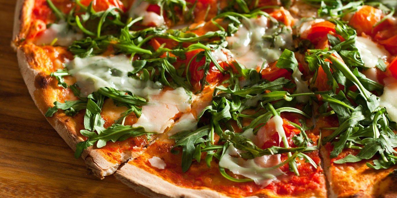 News pizza food dish cuisine italian food wooden produce bruschetta european food vegetable tomato toppings fresh sliced