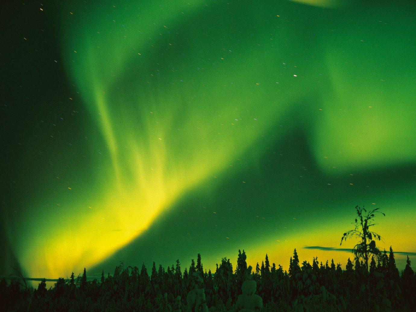 Trip Ideas aurora atmosphere bright colored