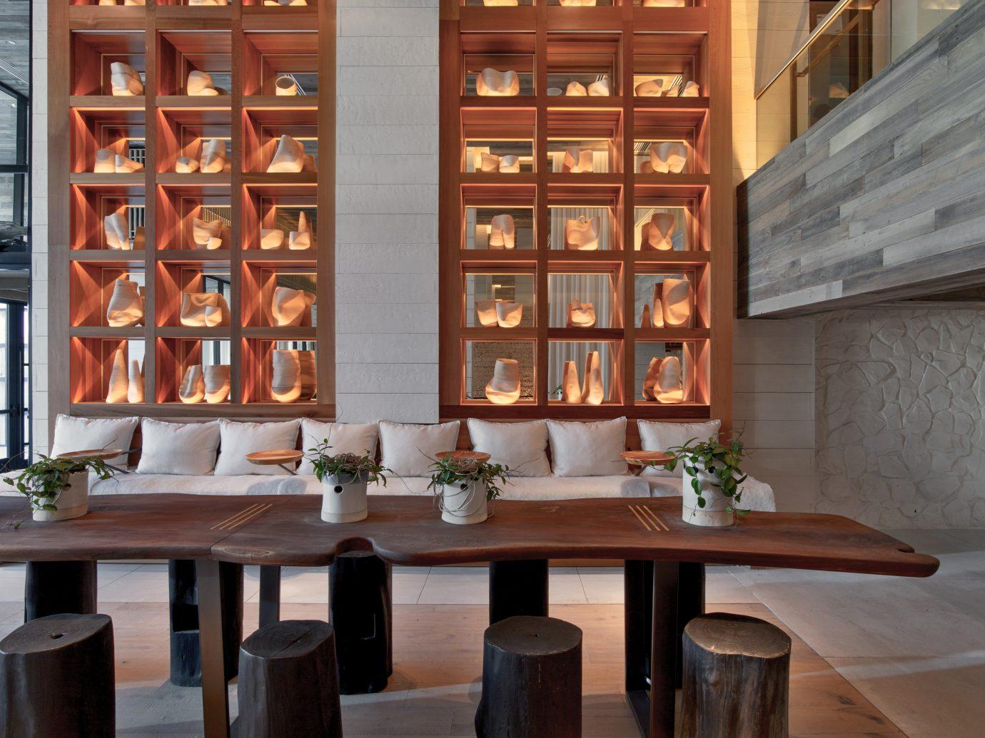 Hotels Romance room dining room furniture wooden hardwood interior design wood table Design