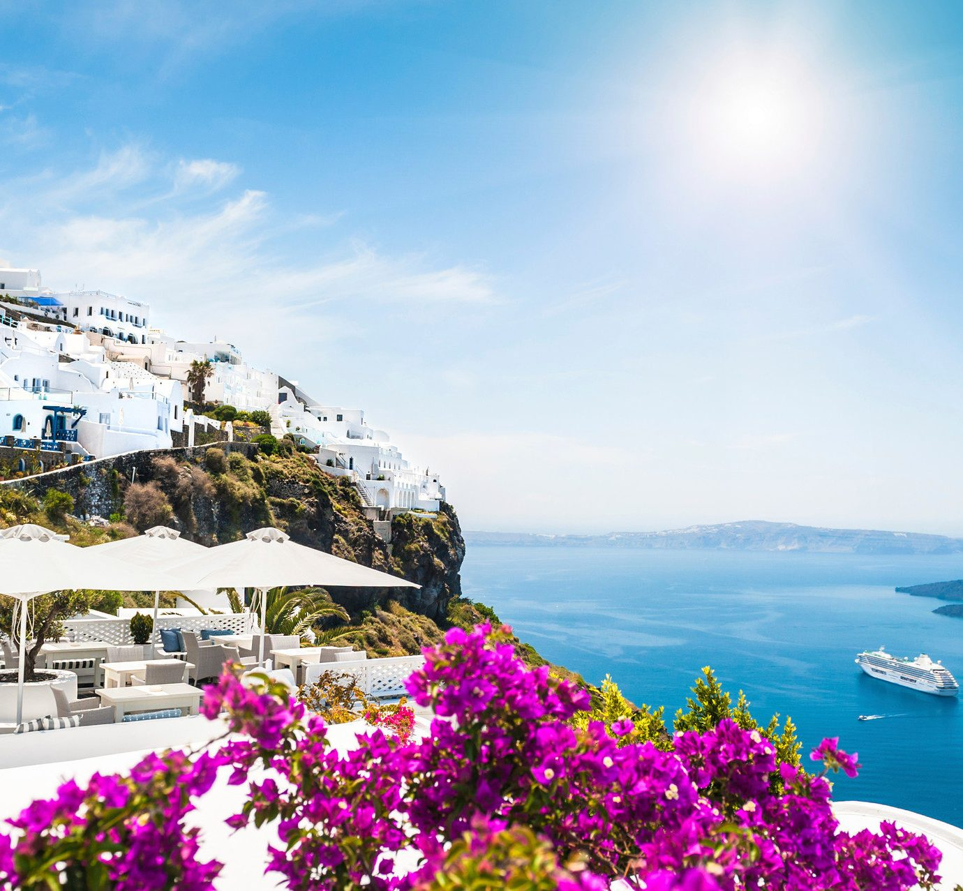 Trip Ideas sky flower outdoor Nature mountain vacation Sea tourism mountain range