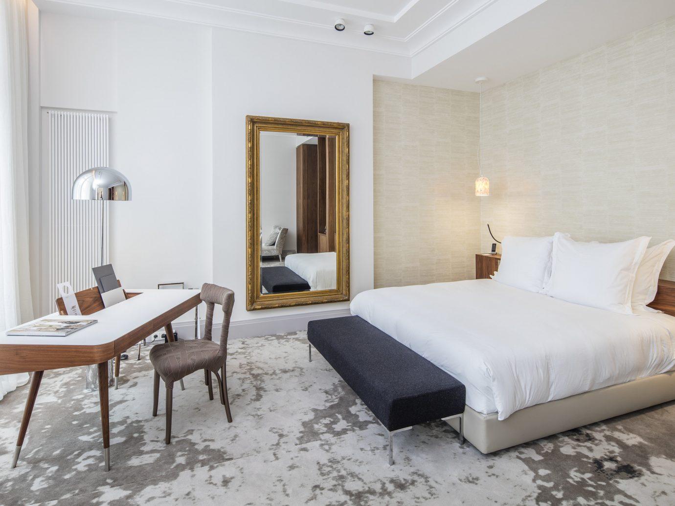 Trip Ideas wall indoor bed floor room property hotel Bedroom Suite furniture interior design cottage real estate living room estate Villa apartment bed frame several
