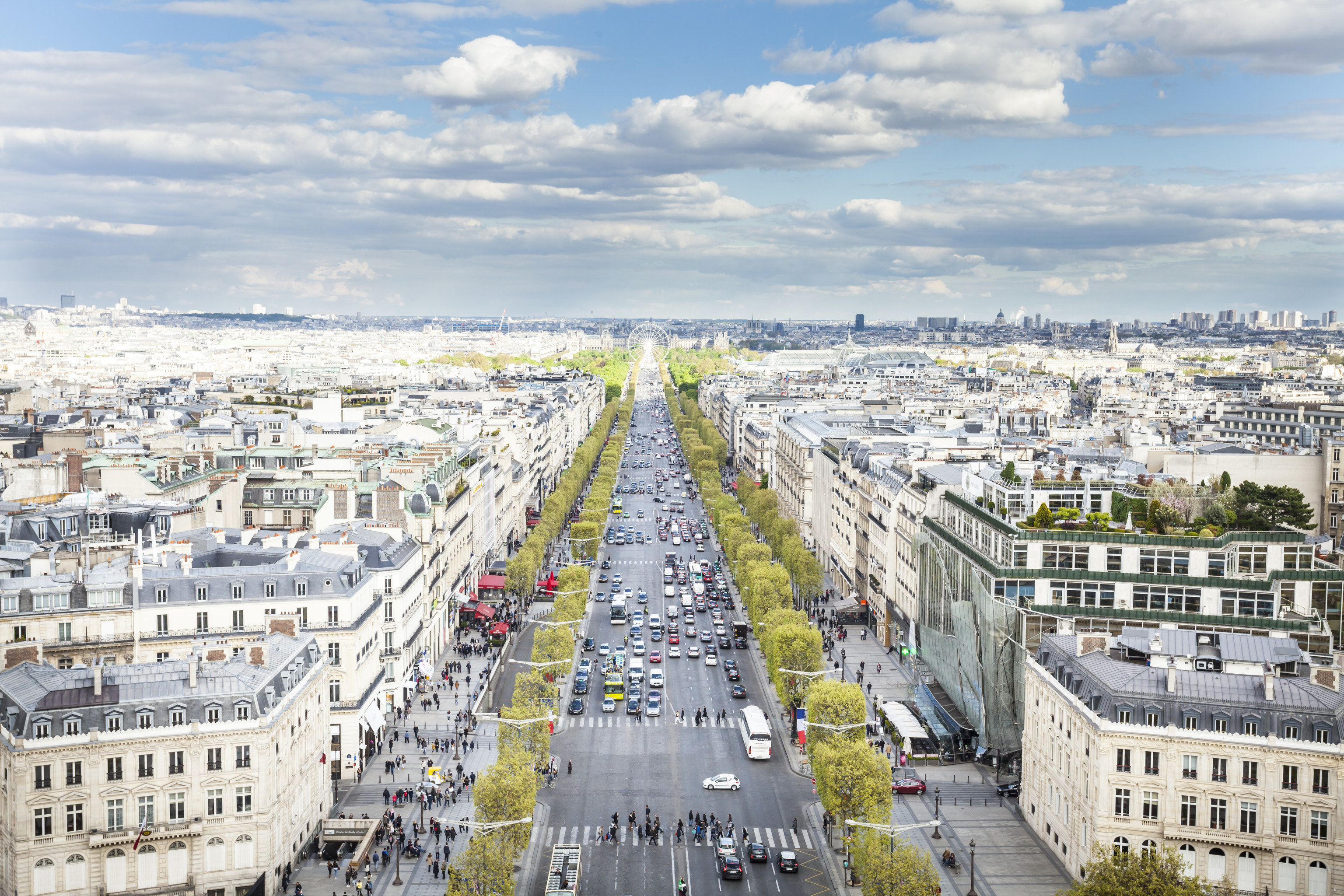 France Hotels Jetsetter Guides Paris Solo Travel Trip Ideas sky aerial photography transport outdoor cityscape photography City urban area bird's eye view human settlement residential area River stadium waterway panorama skyline