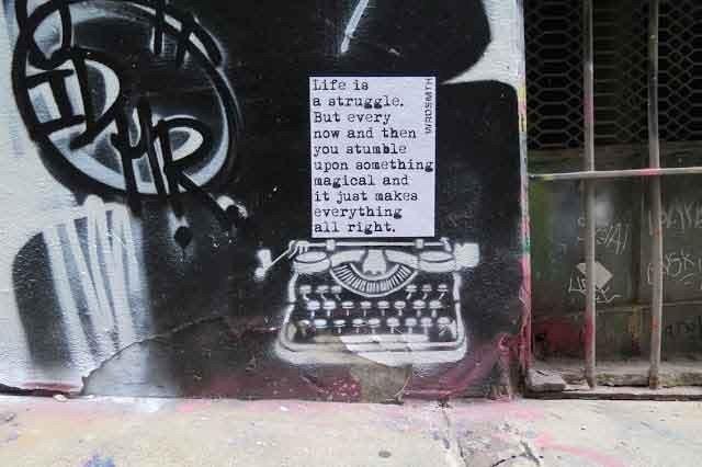 Arts + Culture art graffiti