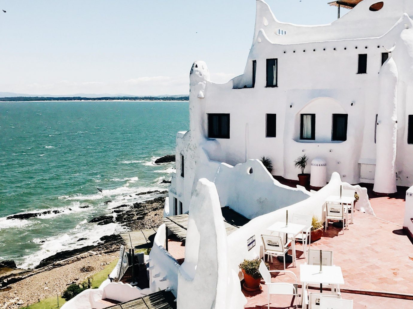 Romantic Getaways south america Trip Ideas Uruguay property Sea Resort vacation sky home tourism apartment hotel Beach