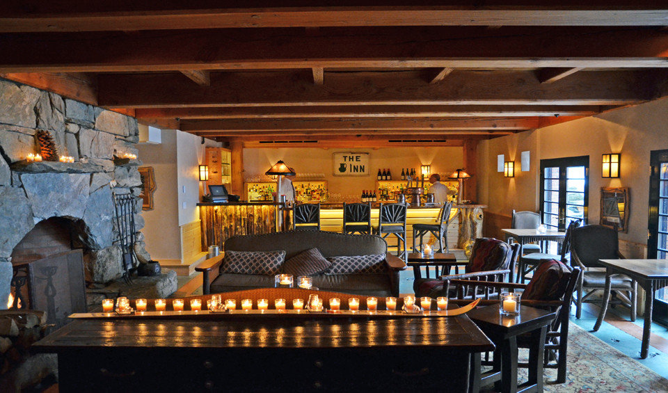 Hotels Romance indoor ceiling floor room recreation room billiard room estate interior design Dining Bar restaurant area furniture