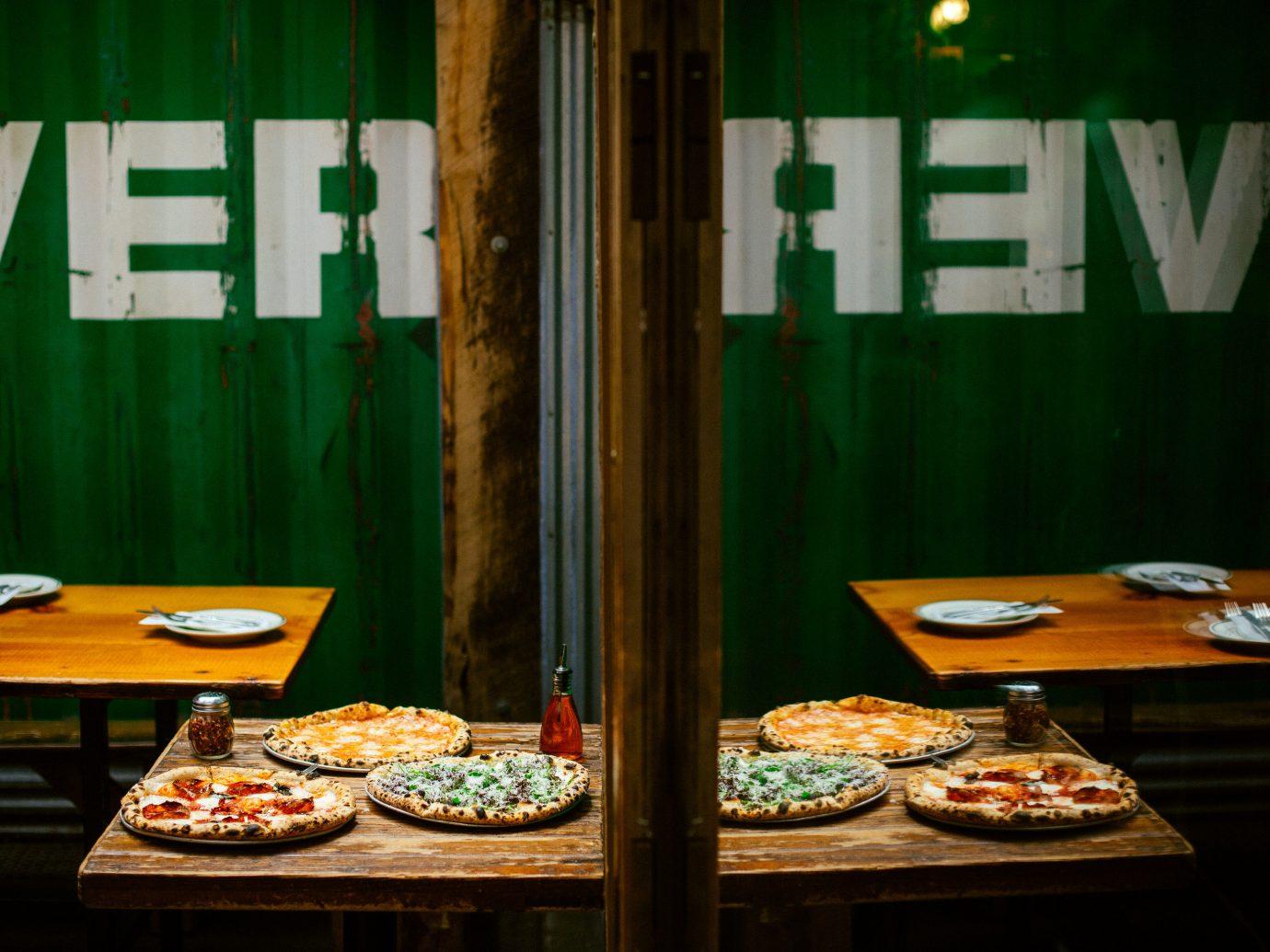 Brooklyn City Food + Drink NYC cuisine dish food table restaurant