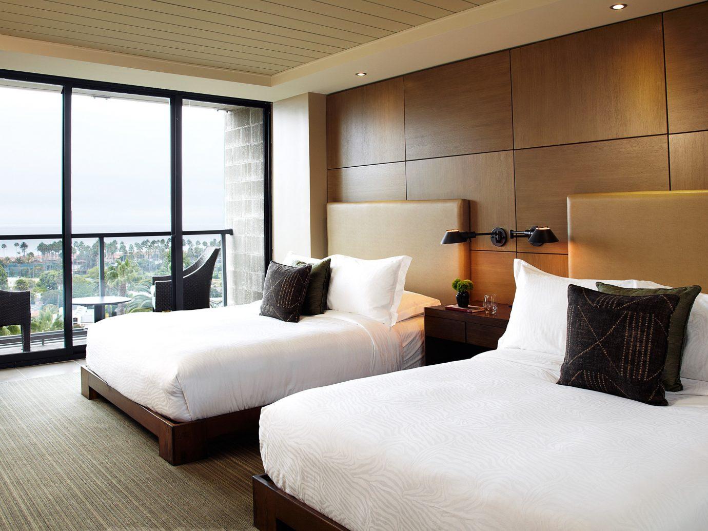 Bedroom At Hotel La Jolla, Ca