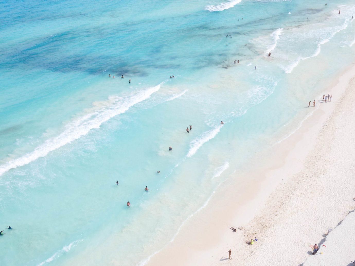 News Trip Ideas Nature outdoor wind wave wave Beach Sea water Ocean shore Coast sand