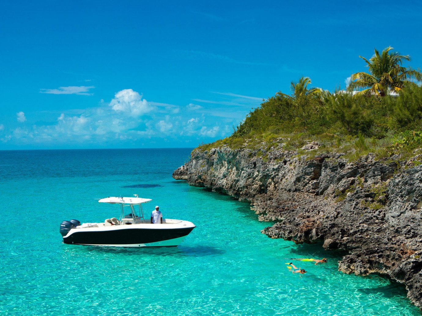 ocean view of The Cove Eleuthera