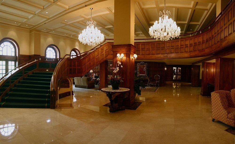 Lobby building function hall auditorium ballroom