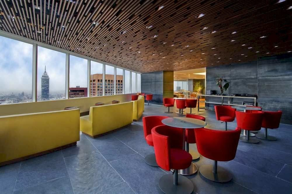 chair auditorium Lobby recreation room convention center theatre conference hall restaurant