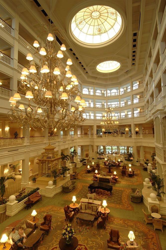 building Lobby shopping mall retail ballroom