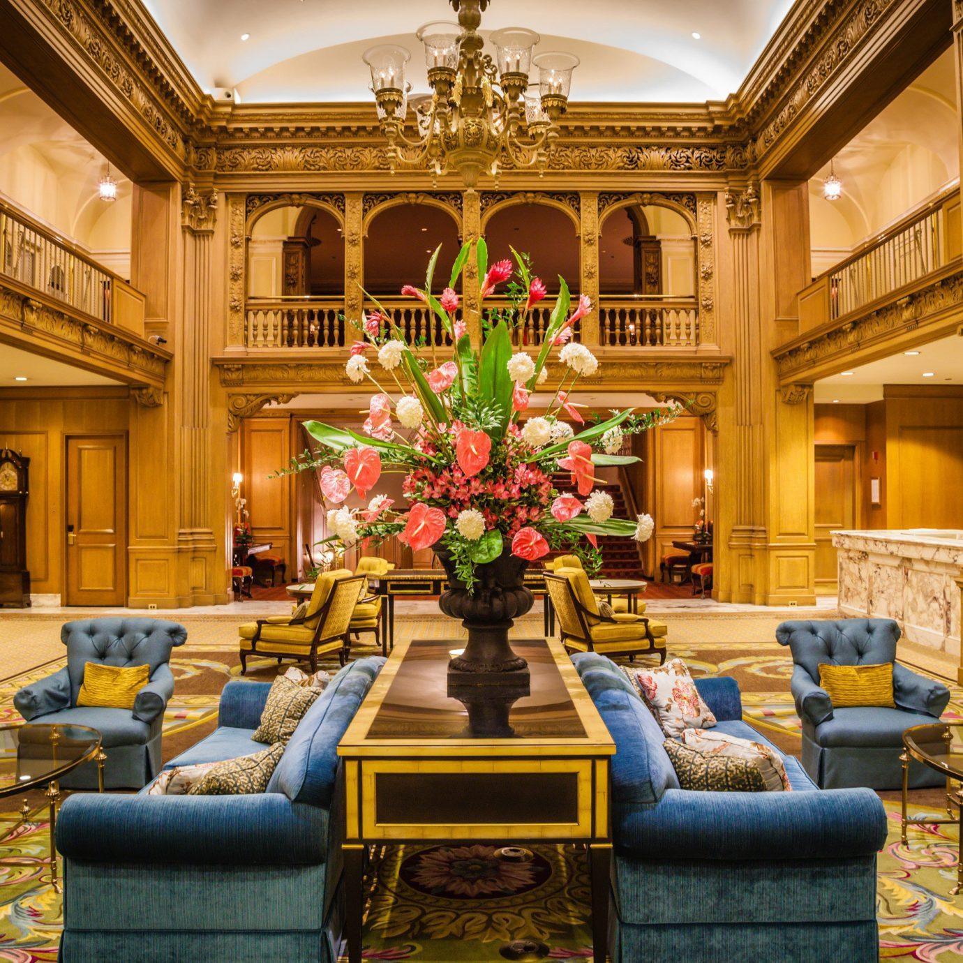 Lobby palace living room home mansion ballroom