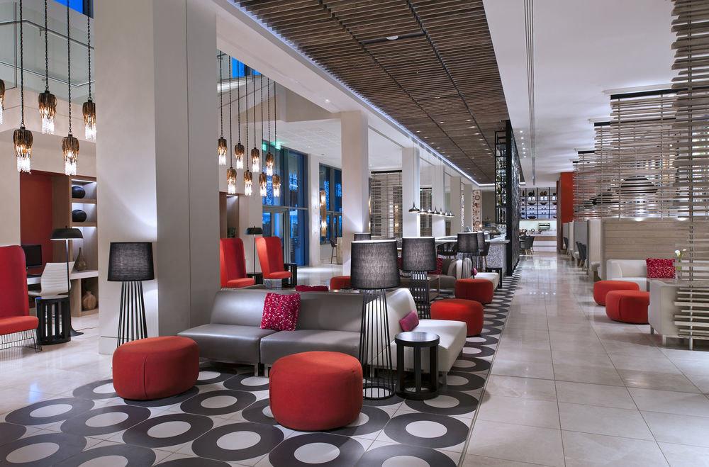 building Lobby retail condominium headquarters