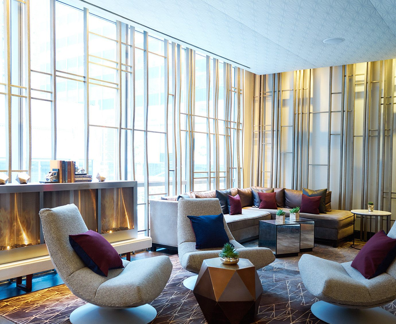 living room property chair home condominium Lobby
