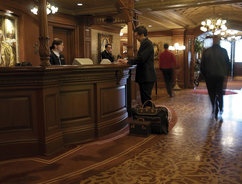 Lobby flooring tourist attraction