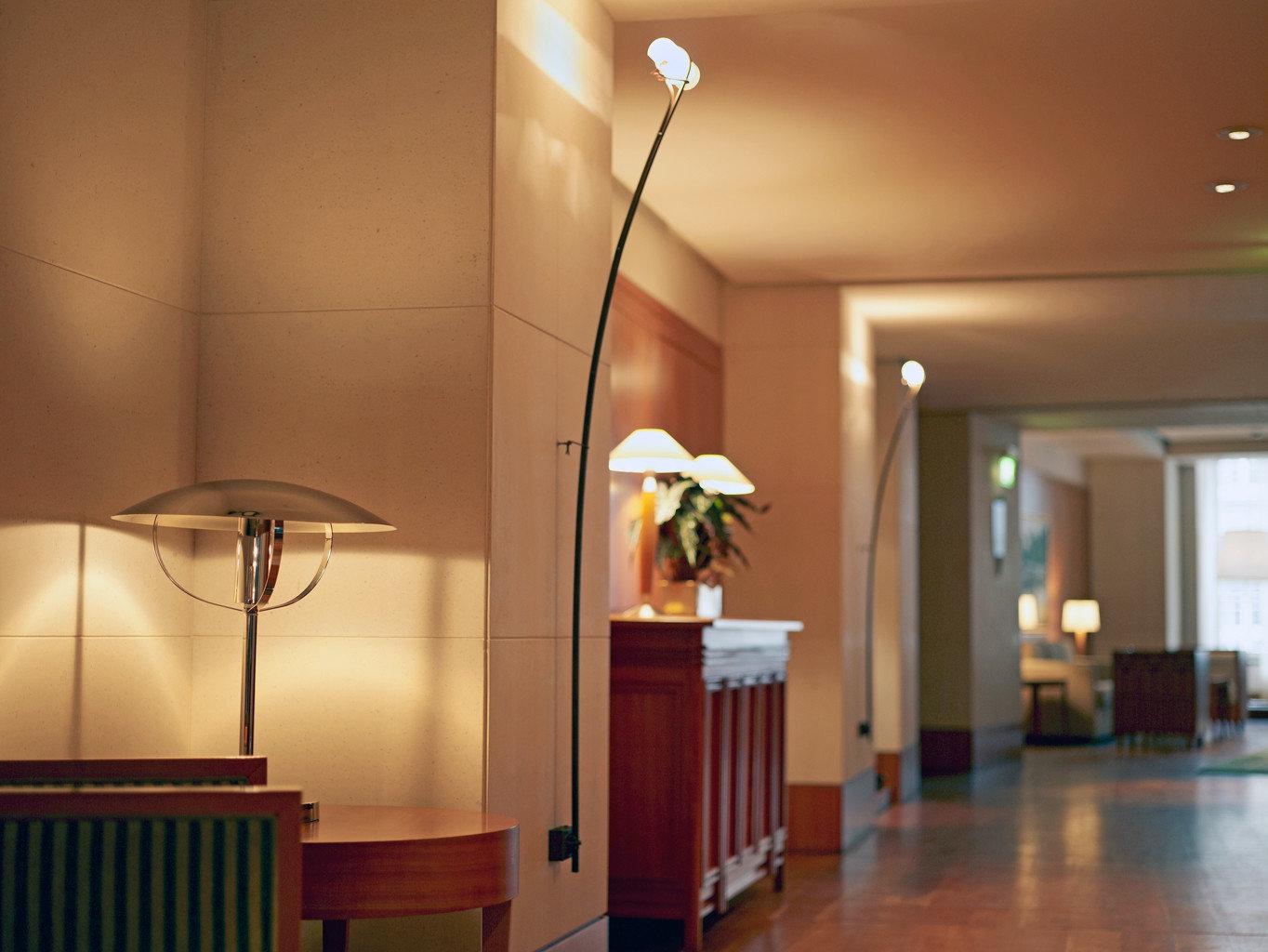 Lounge Luxury Lobby property lighting living room
