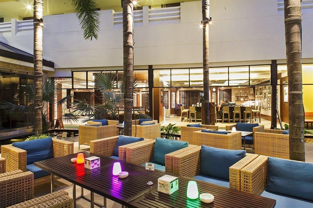 property Lobby restaurant condominium Resort set