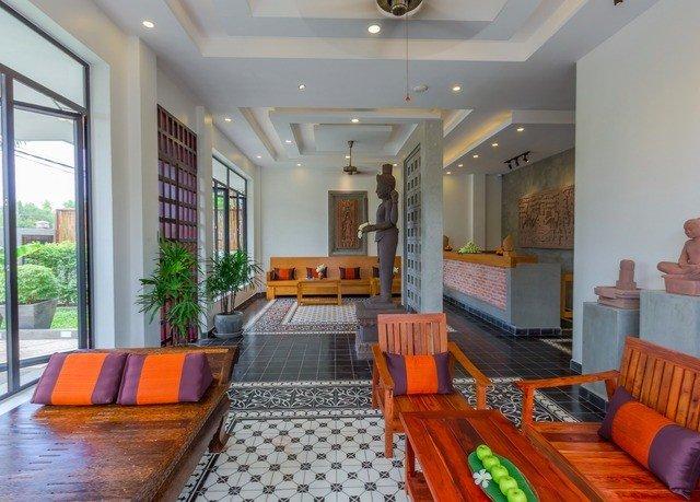 property orange condominium Resort Lobby living room home mansion Villa Suite