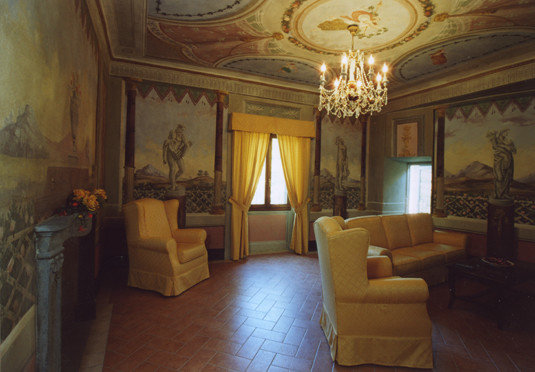 property building living room mansion Suite palace Lobby