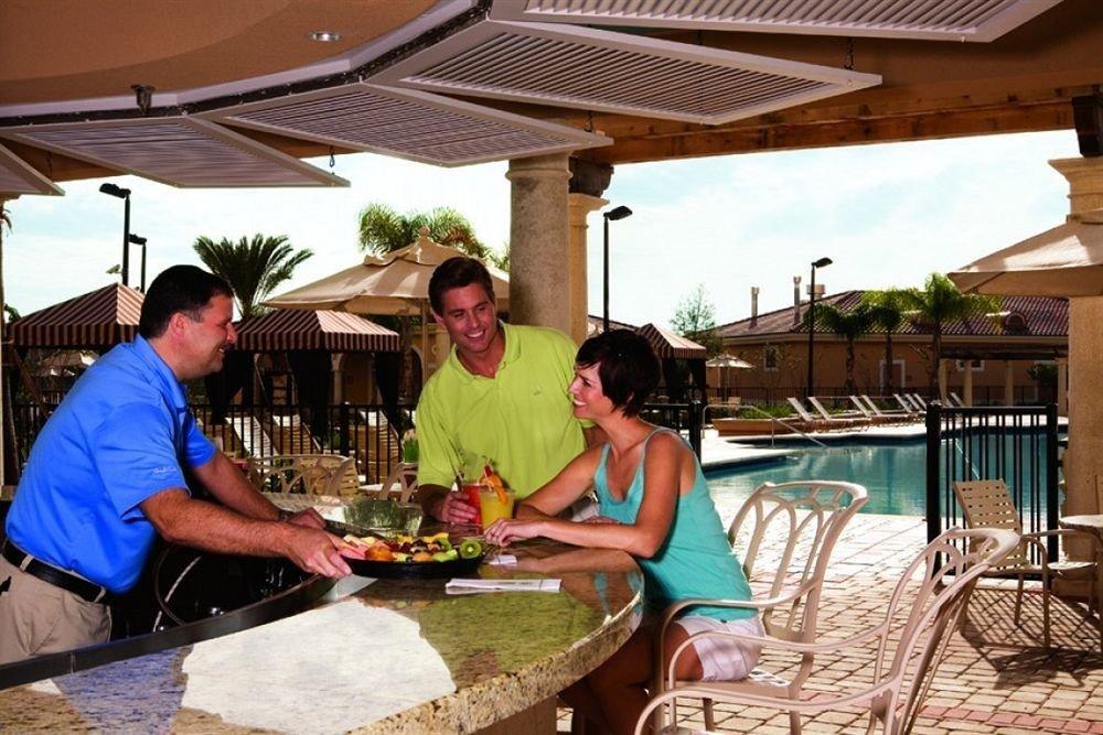 Lounge Luxury Pool restaurant cuisine dining table