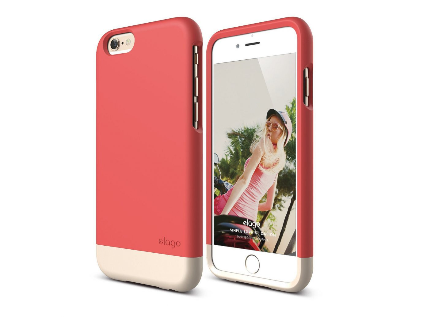 Style + Design red mobile phone product gadget electronic device communication device telephony product design feature phone mobile phone accessories case technology telephone smartphone portable communications device mobile phone case