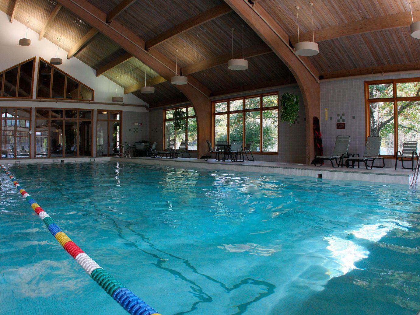 Country Inn Pool Resort Weekend Getaways Wellness water leisure swimming pool indoor leisure centre estate blue swimming