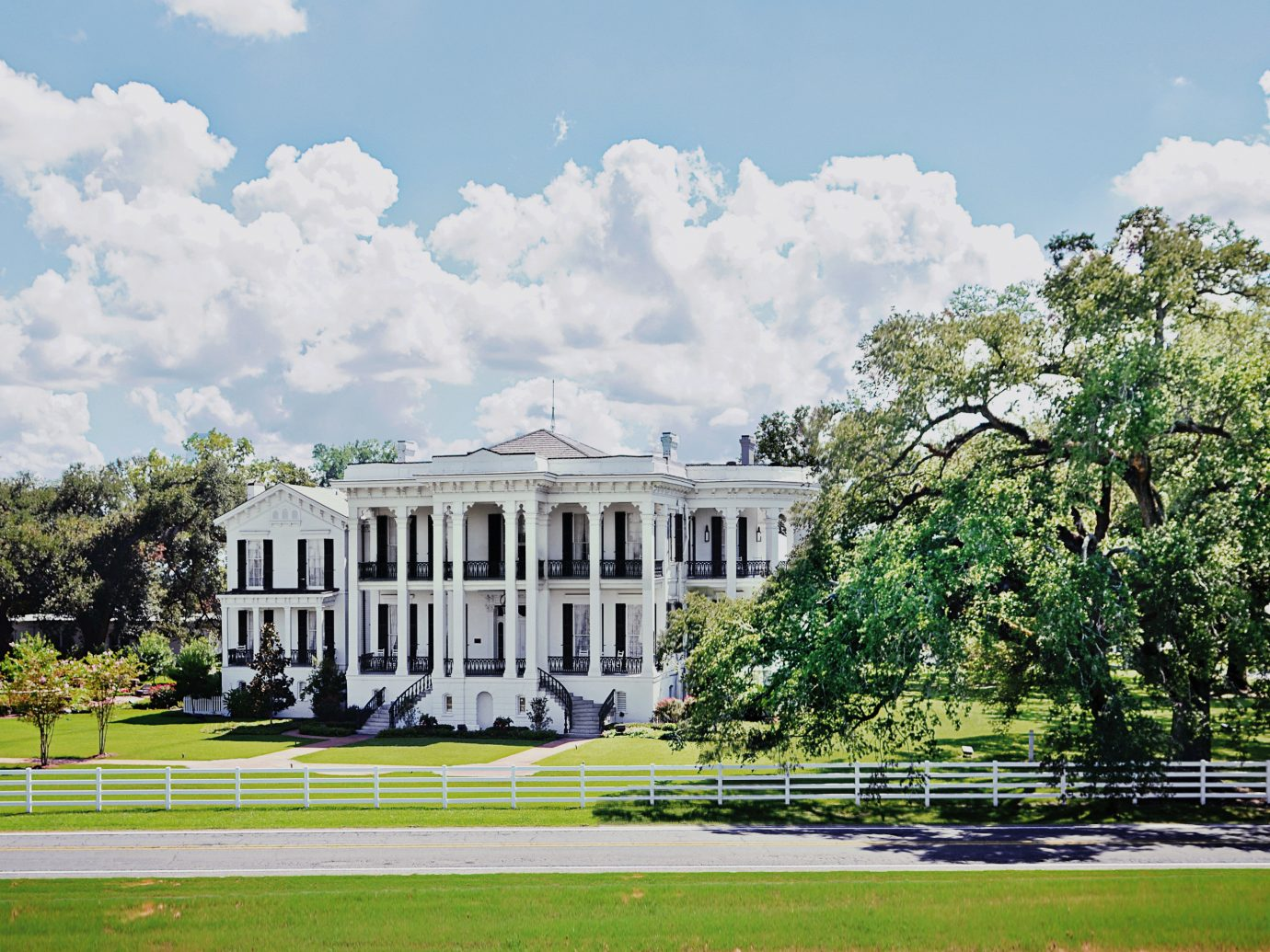 Classic Country Exterior Grounds Hotels Resort Trip Ideas tree outdoor grass landmark structure estate house vacation château tourism palace Garden rural area landscape park lawn flower mansion