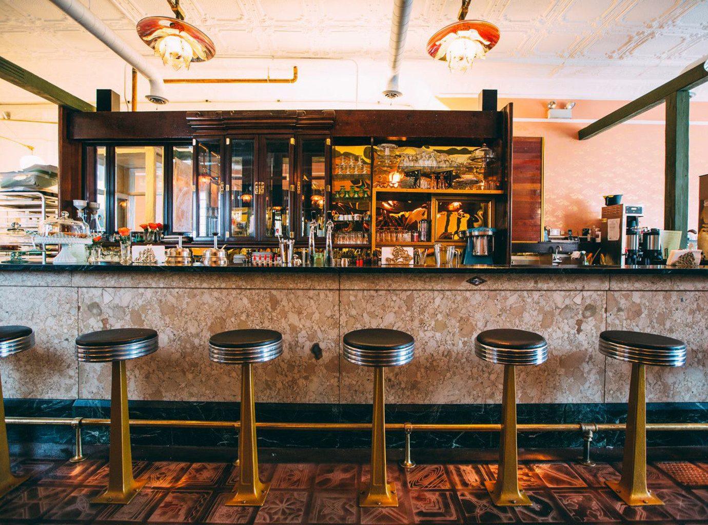 Girls Getaways Trip Ideas Weekend Getaways floor indoor restaurant building Bar estate interior design