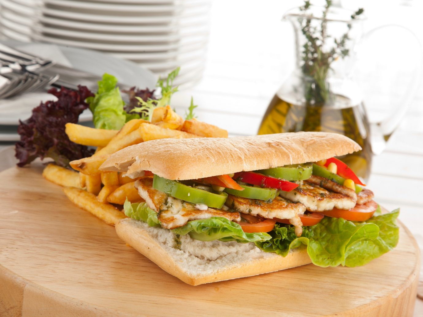 Trip Ideas table food sandwich snack food indoor dish bánh mì wooden meat blt submarine sandwich meal cuisine cut lunch close lettuce square