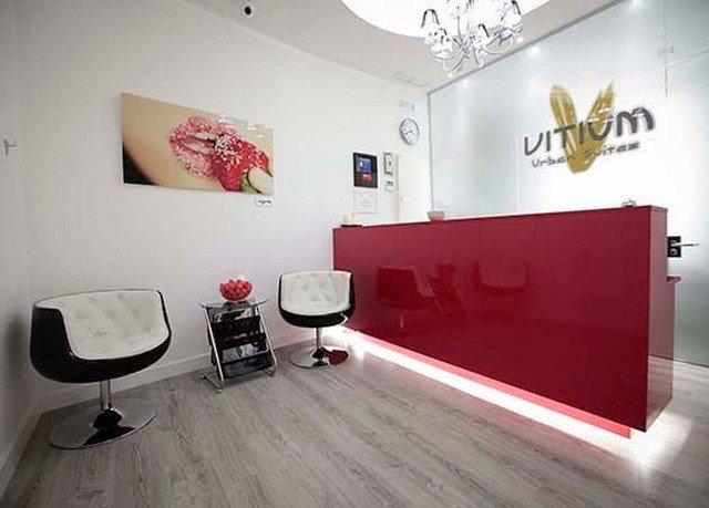 property waiting room modern art
