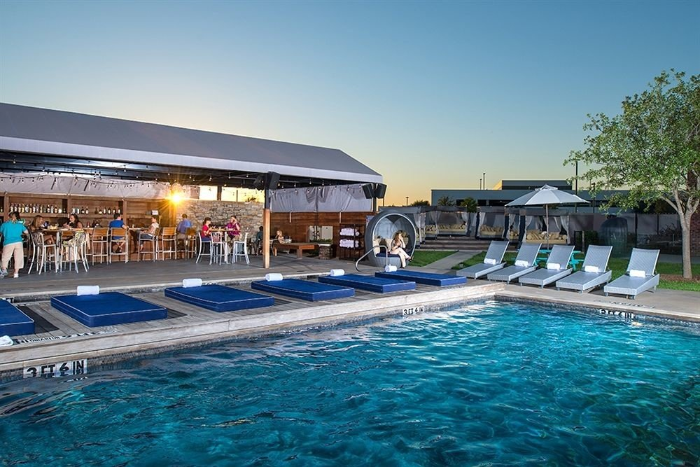 Modern Pool sky water leisure swimming pool property Resort blue leisure centre swimming resort town lawn