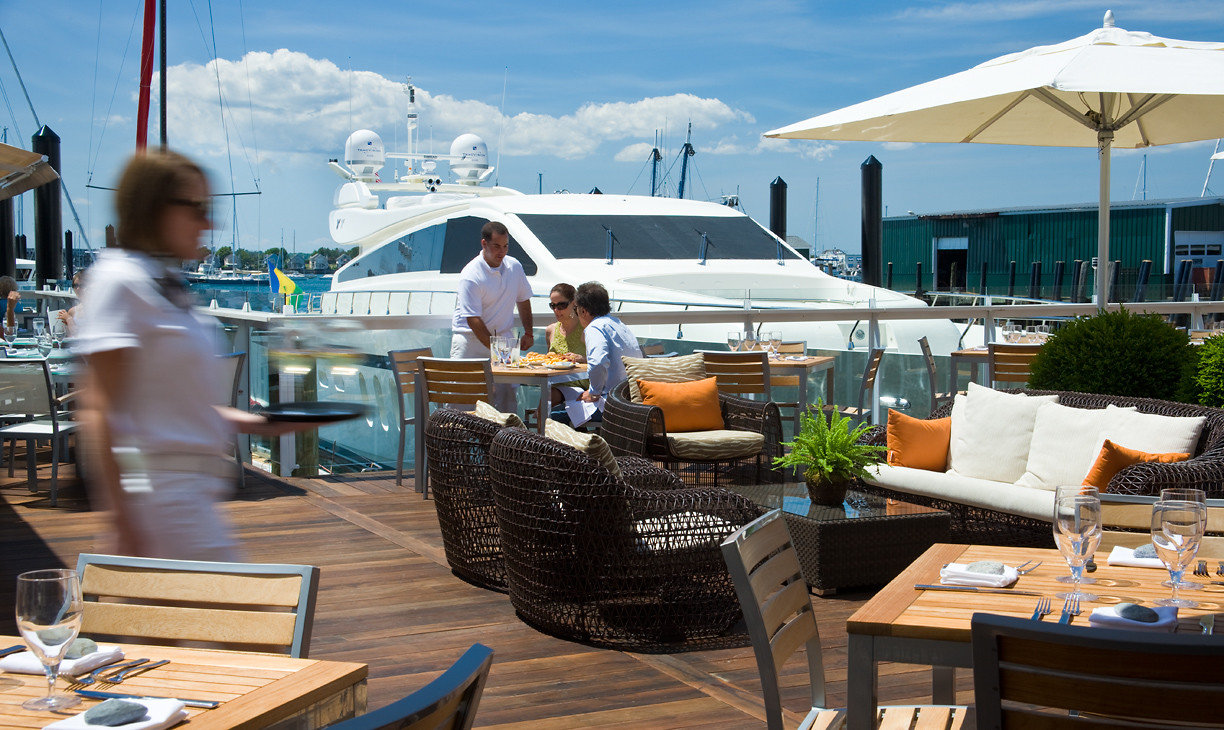 Hotels Romance Trip Ideas Weekend Getaways table sky outdoor passenger ship Boat vehicle yacht vacation Resort restaurant ship marina watercraft dock Deck