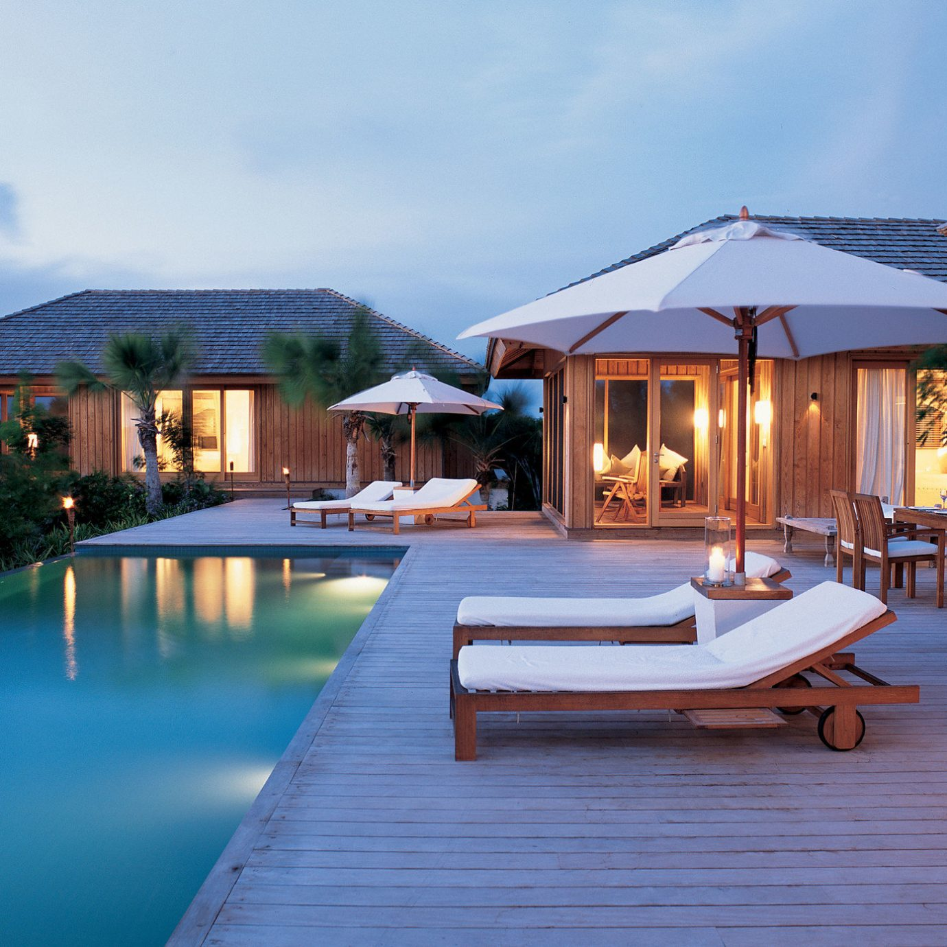 Pool At Adults-Only Como Parrot Cay In Turks And Caicos
