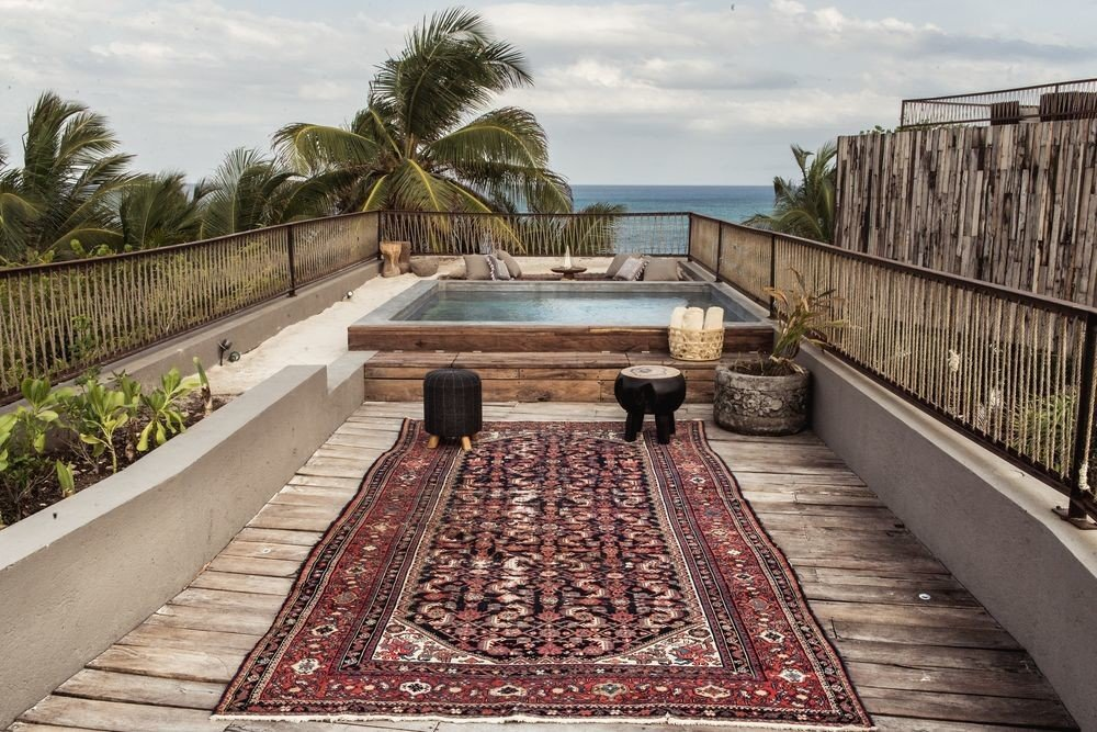 Boutique Hotels Hotels Mexico Tulum sky outdoor ground property swimming pool real estate water outdoor structure estate walkway