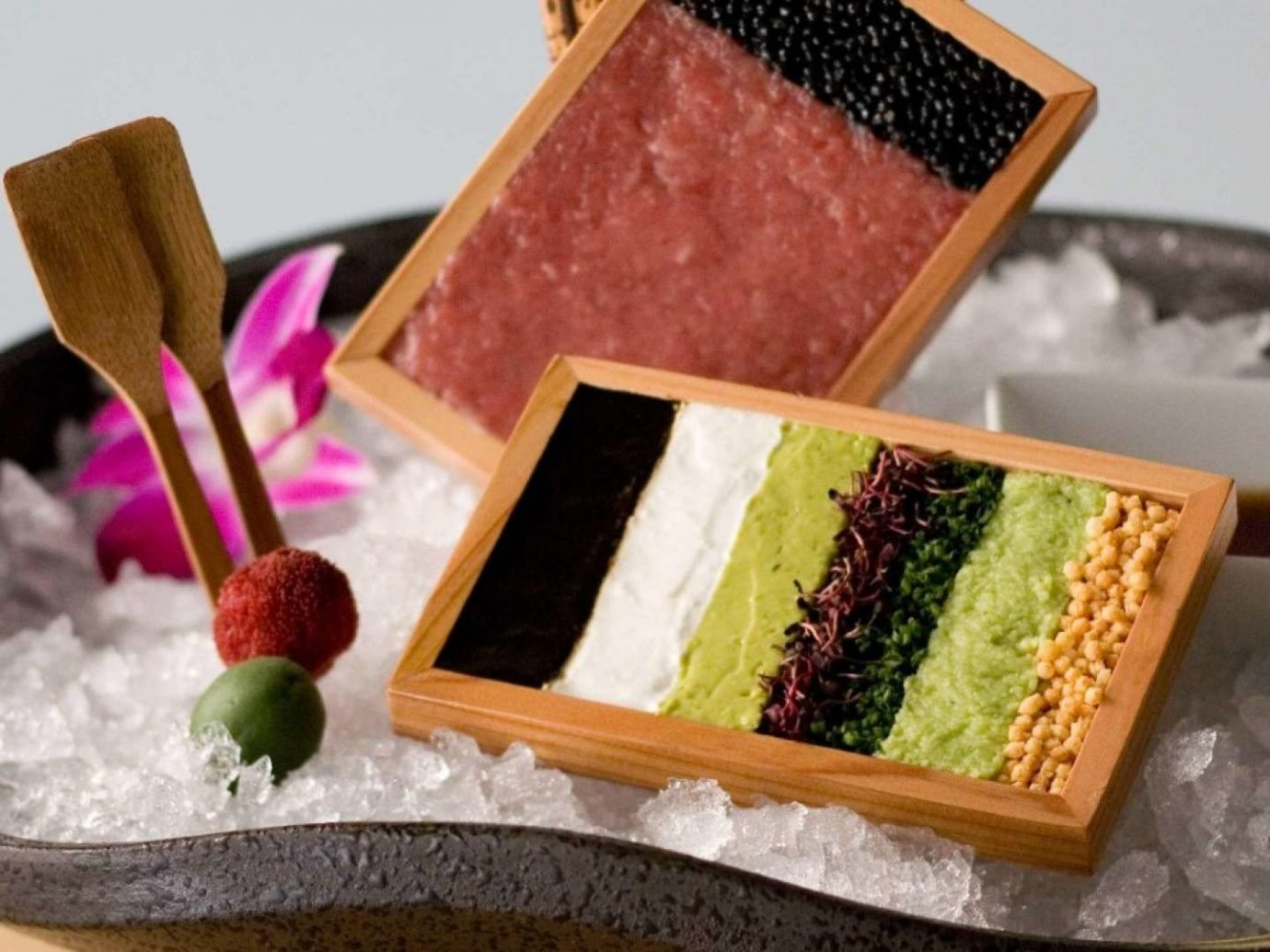 Food + Drink cake dish food chocolate meal cuisine asian food lunch japanese cuisine dessert