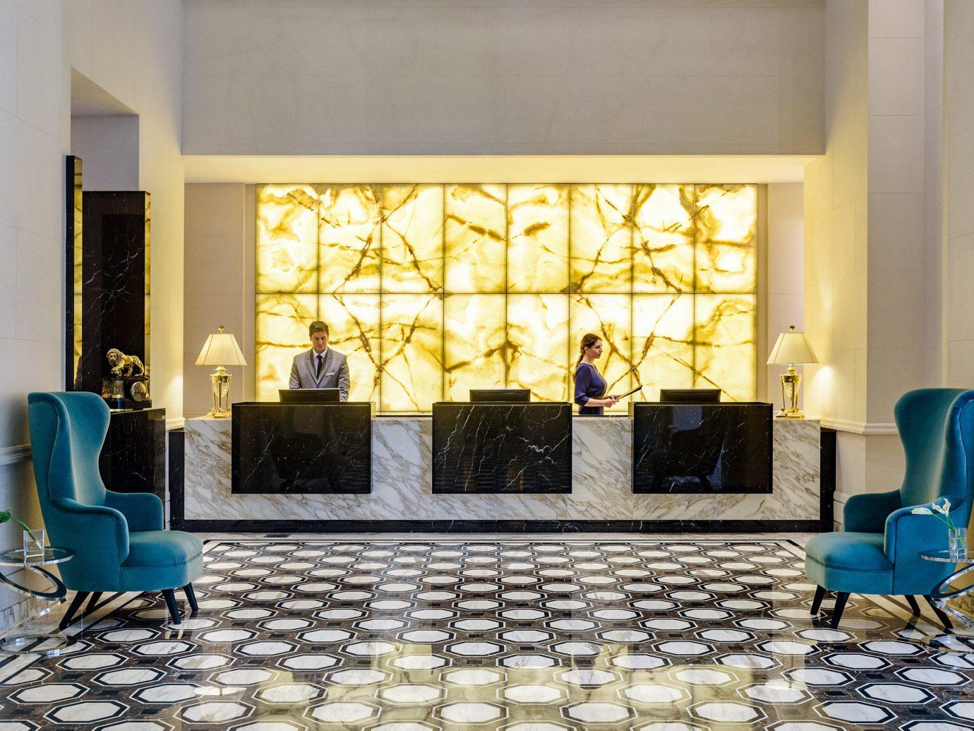 Boutique Hotels Luxury Travel indoor wall Living interior design Lobby room window living room furniture flooring table floor area