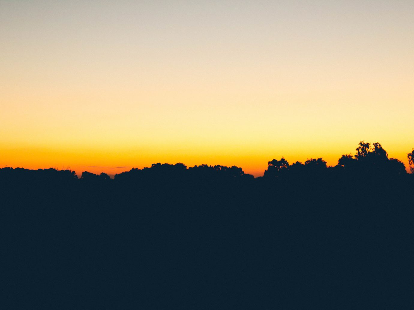 Trip Ideas outdoor sky Sunset horizon sunrise afterglow atmospheric phenomenon dawn red sky at morning atmosphere morning dusk evening hill mountain plain sunlight Sun clouds distance