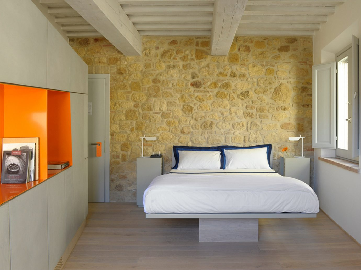 Bedroom Country Italy Modern Suite Trip Ideas indoor floor wall room property ceiling estate interior design living room hardwood real estate cottage home Design apartment wood