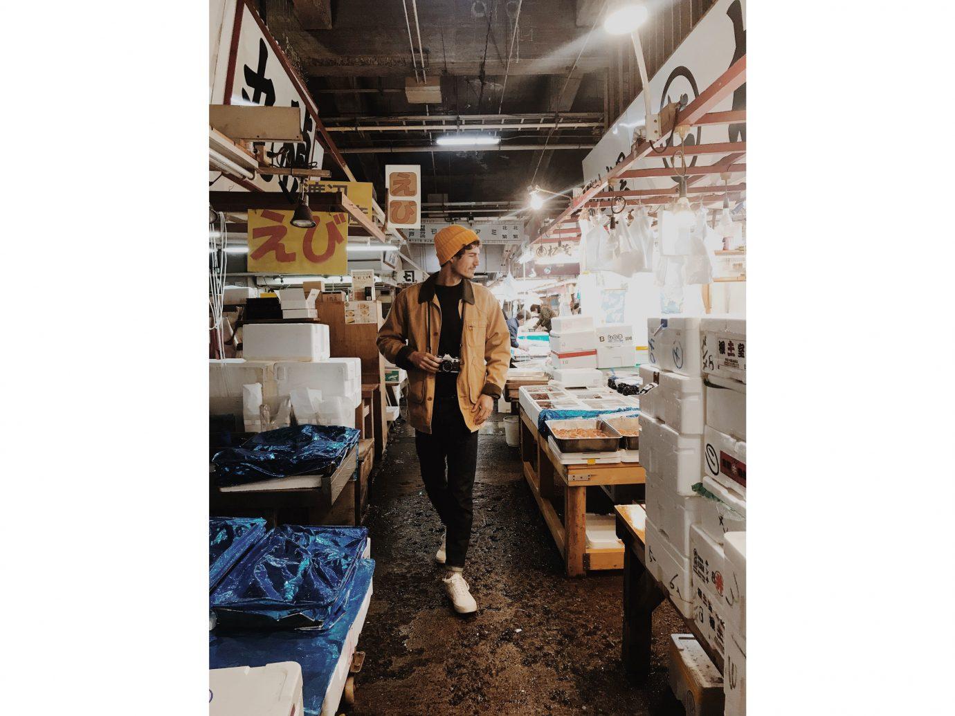 Influencers + Tastemakers Japan Photo Diary Tokyo furniture