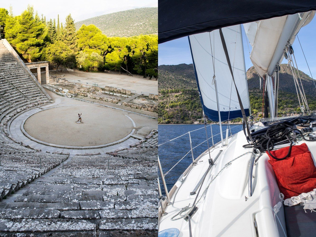 Travel Tips sky outdoor ground sail vehicle Boat mast