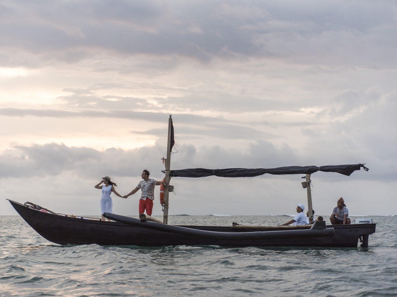 Hotels sky Boat water outdoor vehicle Sea watercraft fishing vessel boating transport bay sailing vessel