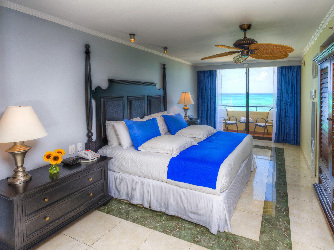 Hotels indoor wall floor room property ceiling Bedroom bed estate real estate Suite cottage interior design Villa furniture apartment area