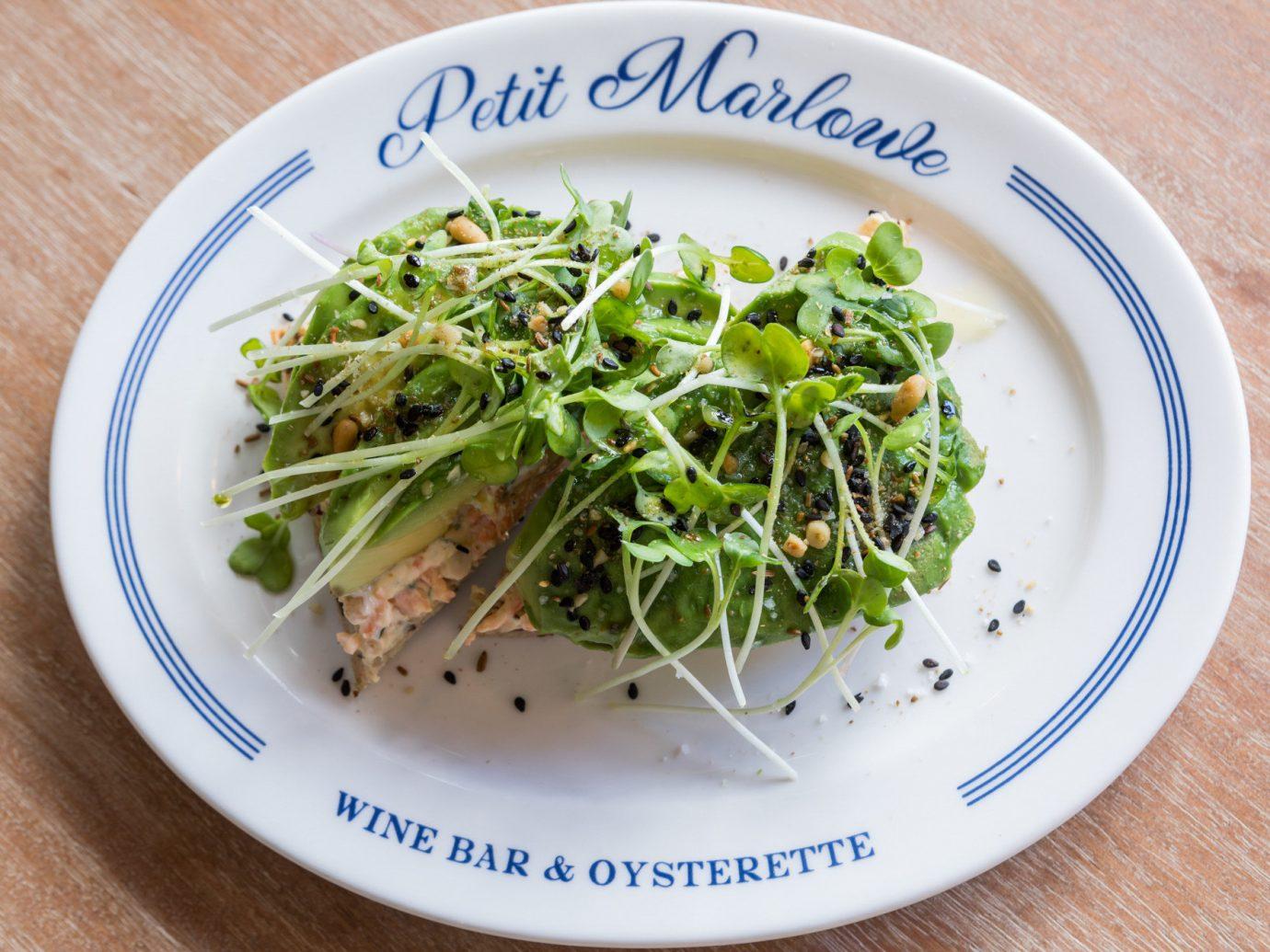 Food + Drink Travel Tips plate table food dish vegetarian food salad vegetable leaf vegetable recipe