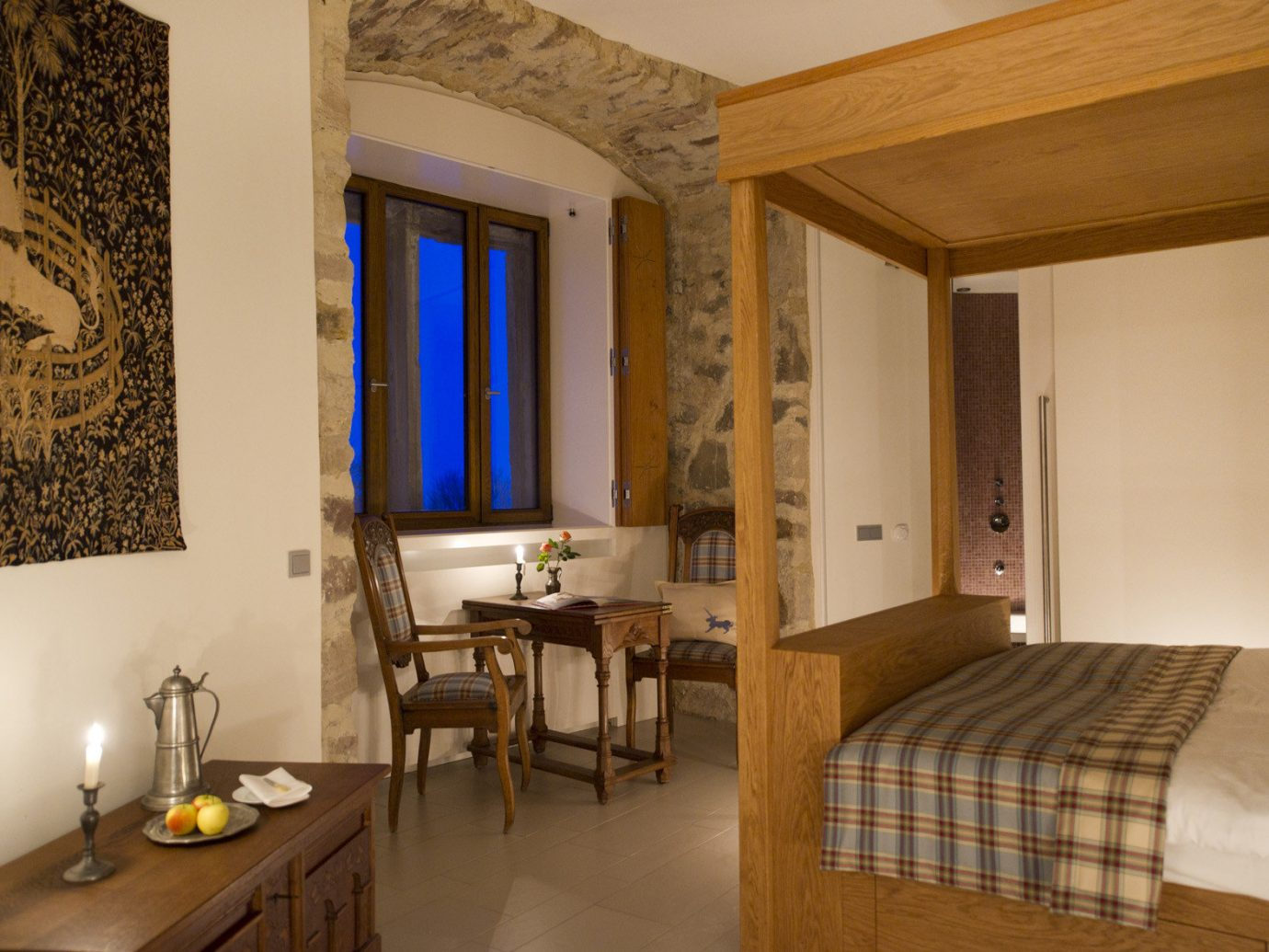 Hotels Landmarks Luxury Travel indoor wall floor room ceiling Suite interior design hotel Bedroom furniture area wood